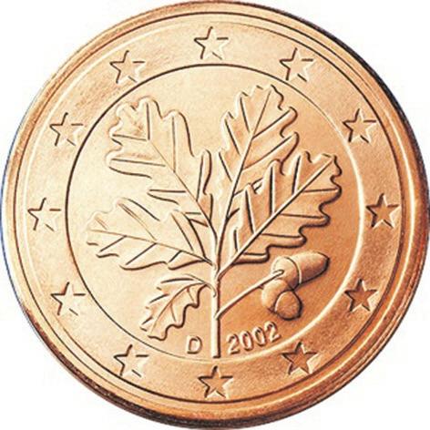 Рис. 16. Германия, 5 центов