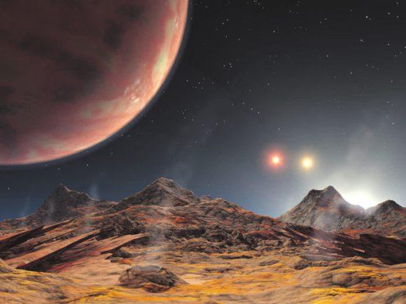 Изображения NASA. Фантазия художника