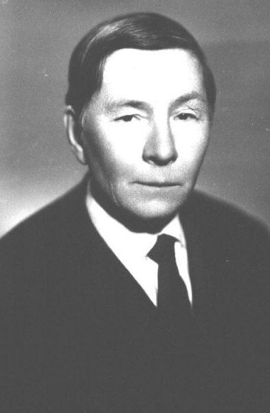 Докт. физ.-мат. наук, профессор А. А. Немиро