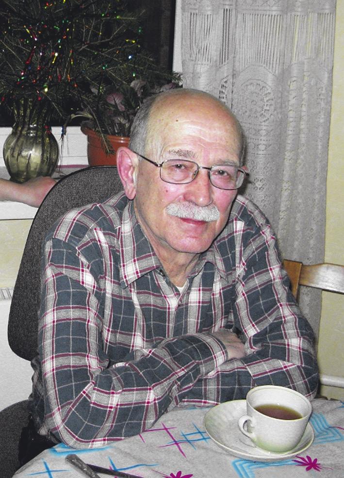 Виктор Кудрявцев. Фото из домашнего архива