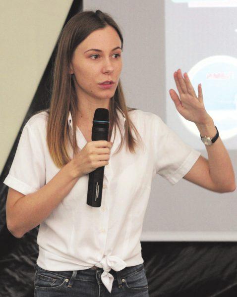 Стефания Федяй (ИМБП РАН) рассказывает обиоэтике вэкспериментах сучастием людей
