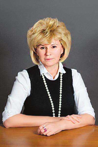 Ирина Потехина. Фото с сайта Минобрнауки РФ