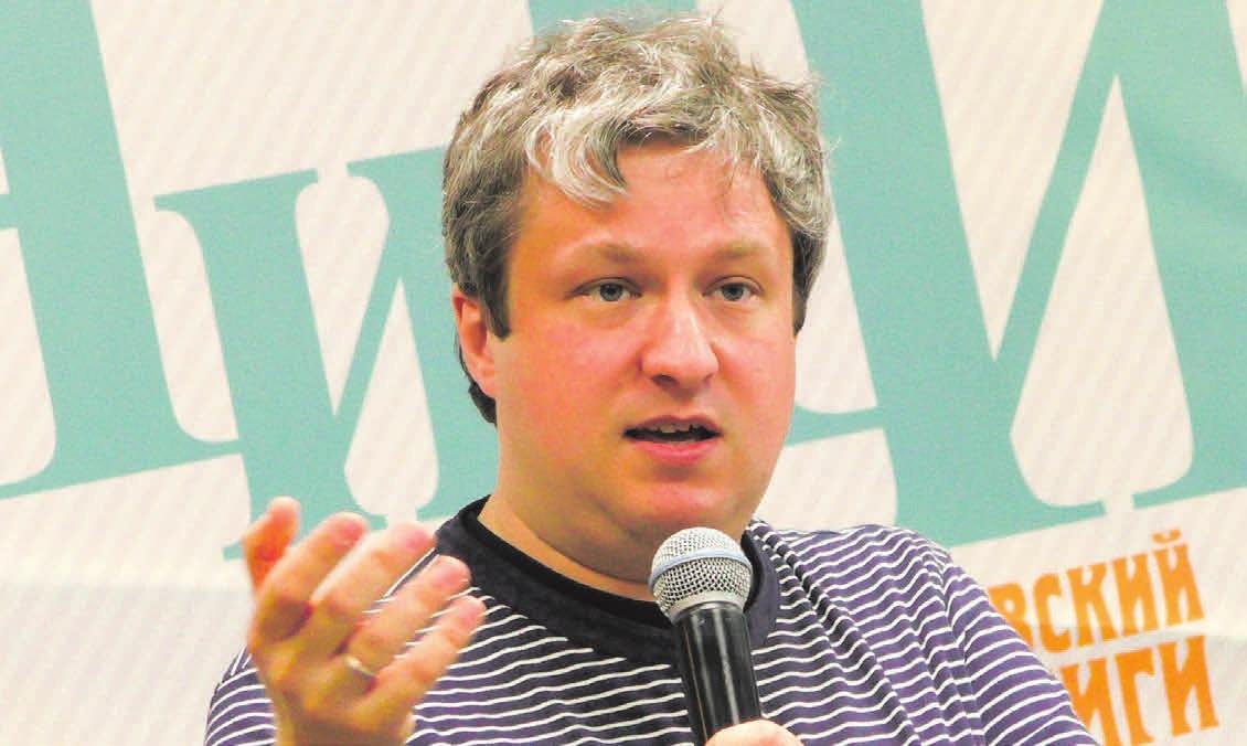 Антон Долин («Википедия»)
