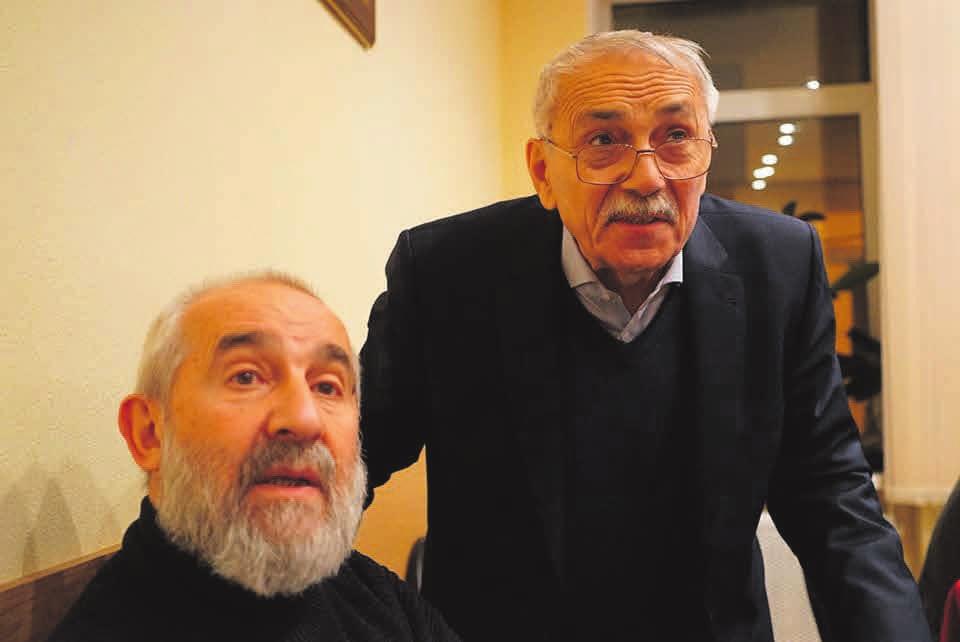 А. К. Цатурян и А. Л. Фрадков