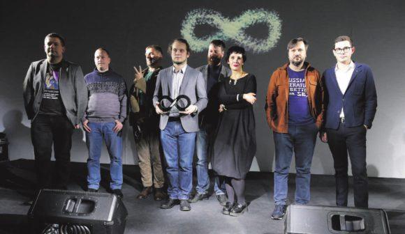 Победители конкурса и члены жюри. Фото Кирилла Соколова