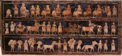 Рис. 2. «Урский штандарт». Мир (britishmuseum.org)