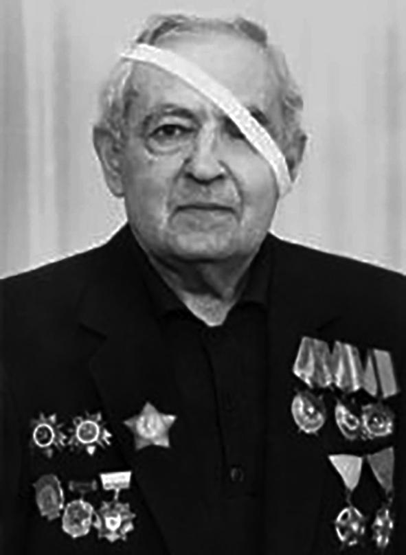 И. А. Рапопорт (1912–1990). Фото с сайта «Герои страны» (warheroes.ru)