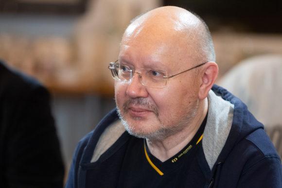 Математик Сергей Нечаев, директор Междисциплинарного научного центра имени Ж.-В. Понселе