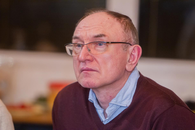 Химик Борис Жуйков, автор цикла статей об отравлении Александра Литвиненко