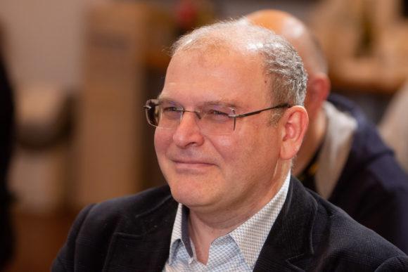 Аскольд Иванчик, специалист по истории народов Причерноморья, участник движения против реформы Академии наук
