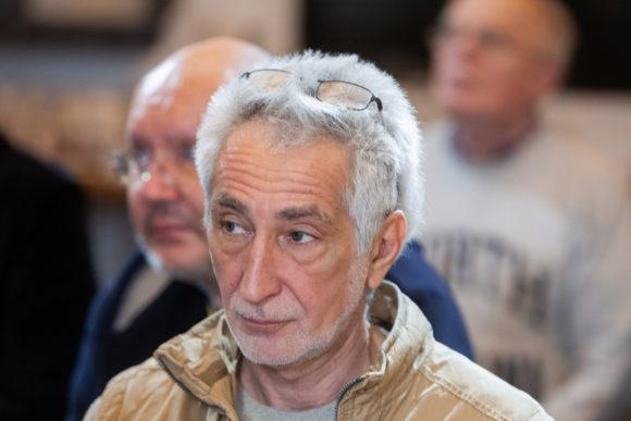 Энтомолог Никита Вихрев, один из авторов ТрВ-Наука