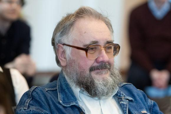 Научный журналист Борис Жуков, автор книги «Введение в поведение»