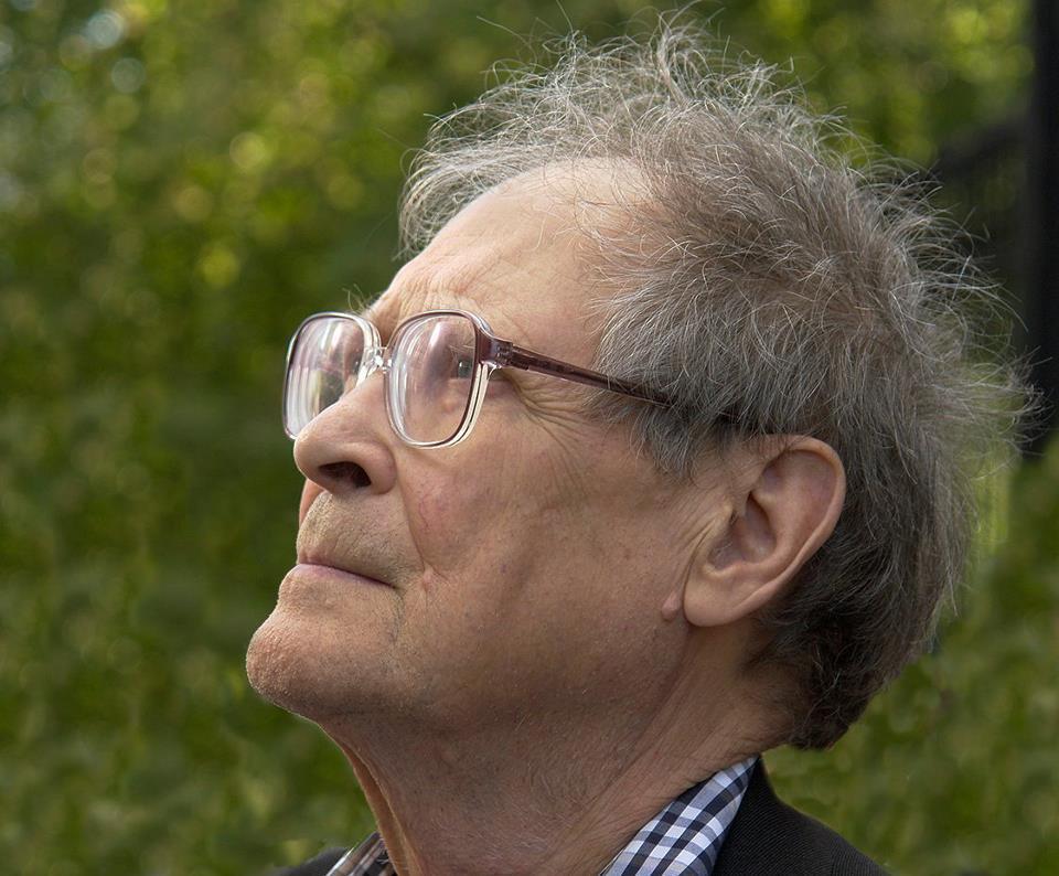 Сергей Ковалёв. Фото В. Аромштама