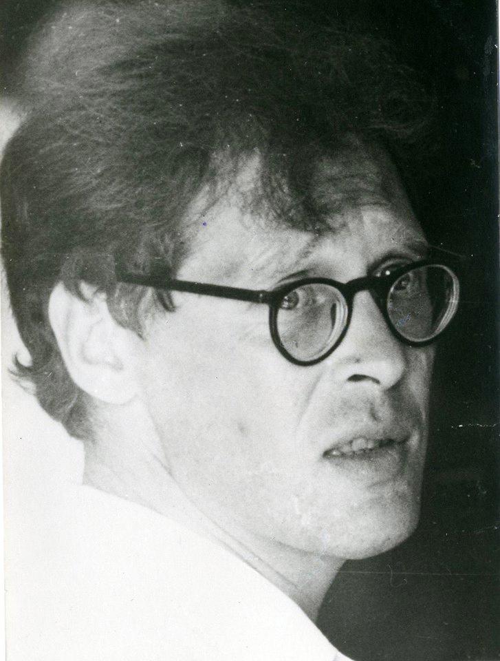 Сергей Ковалёв в 1970-е годы. Фото из архива Сахаровского центра