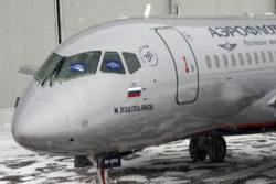 Sukhoi Superjet 100. «Википедия»