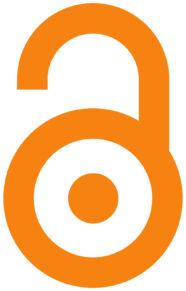 Логотип открытого доступа, первоначально разработанный Public Library of Science