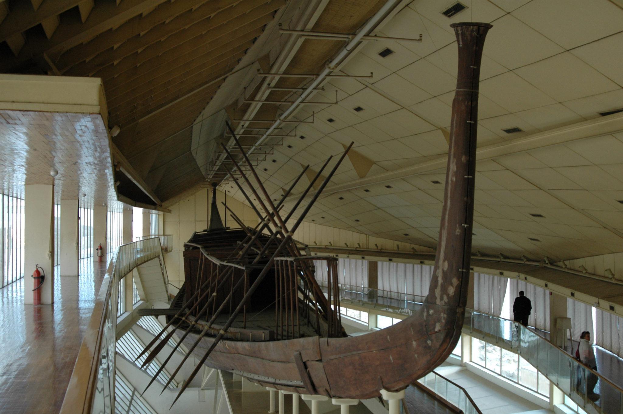 Лодка Хеопса