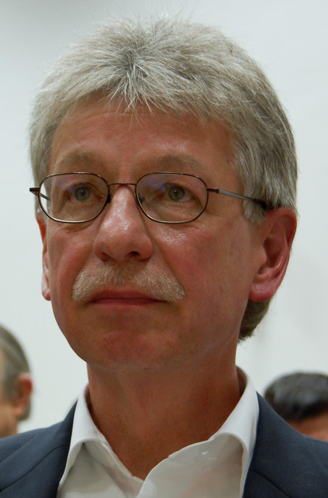 Райнхард Йиргль, 2013 год. Фото Сигизмунда фон Добшютца