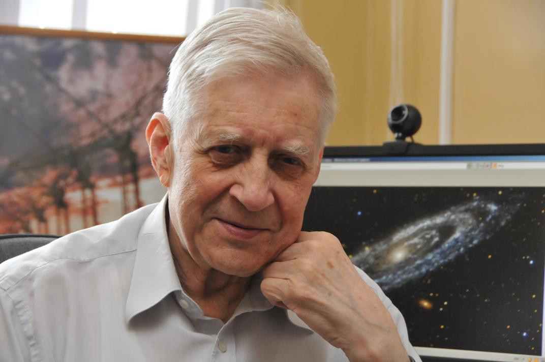 Николай Кардашёв. Фото В. Егиковой