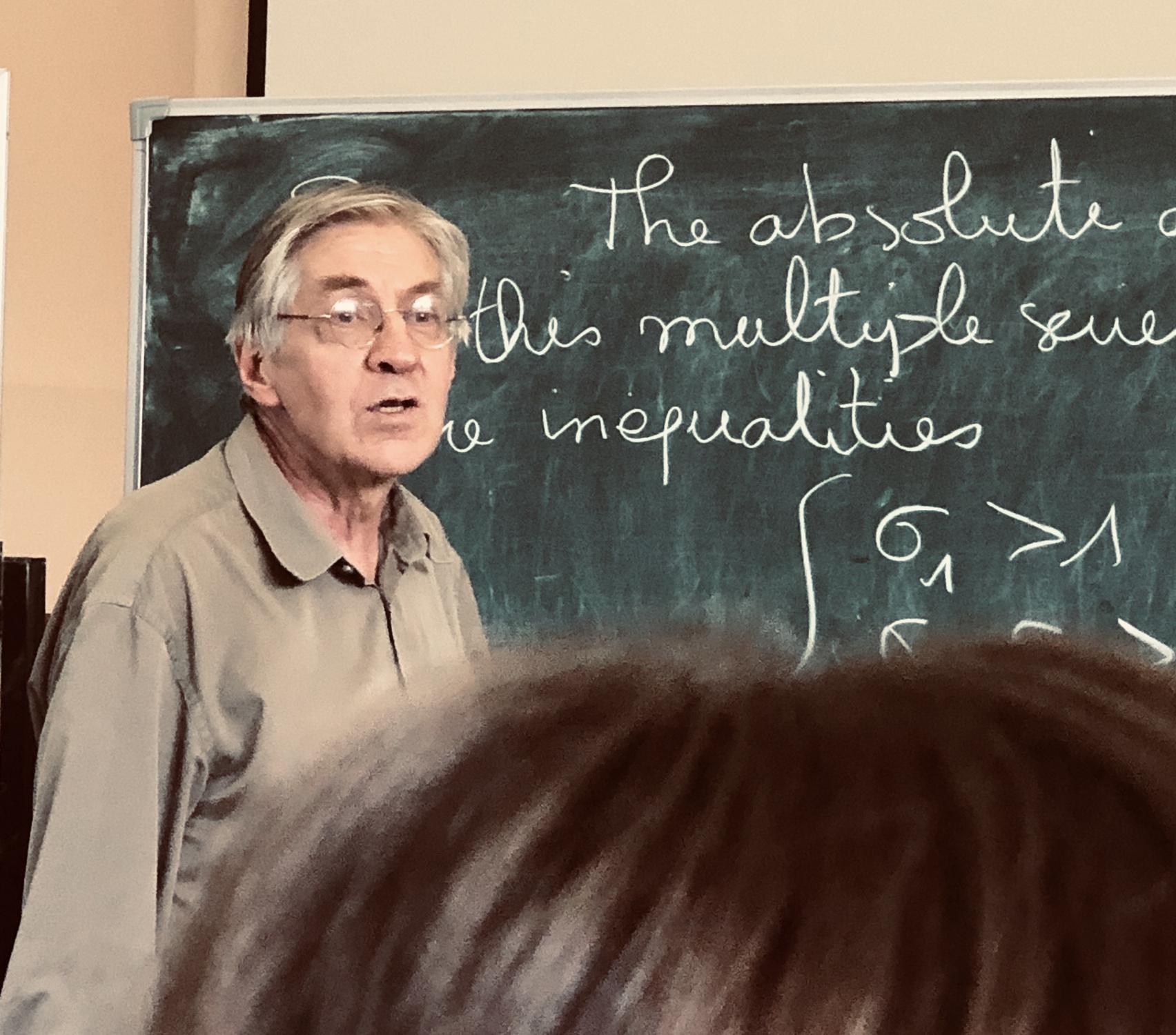 Жозеф Остерле