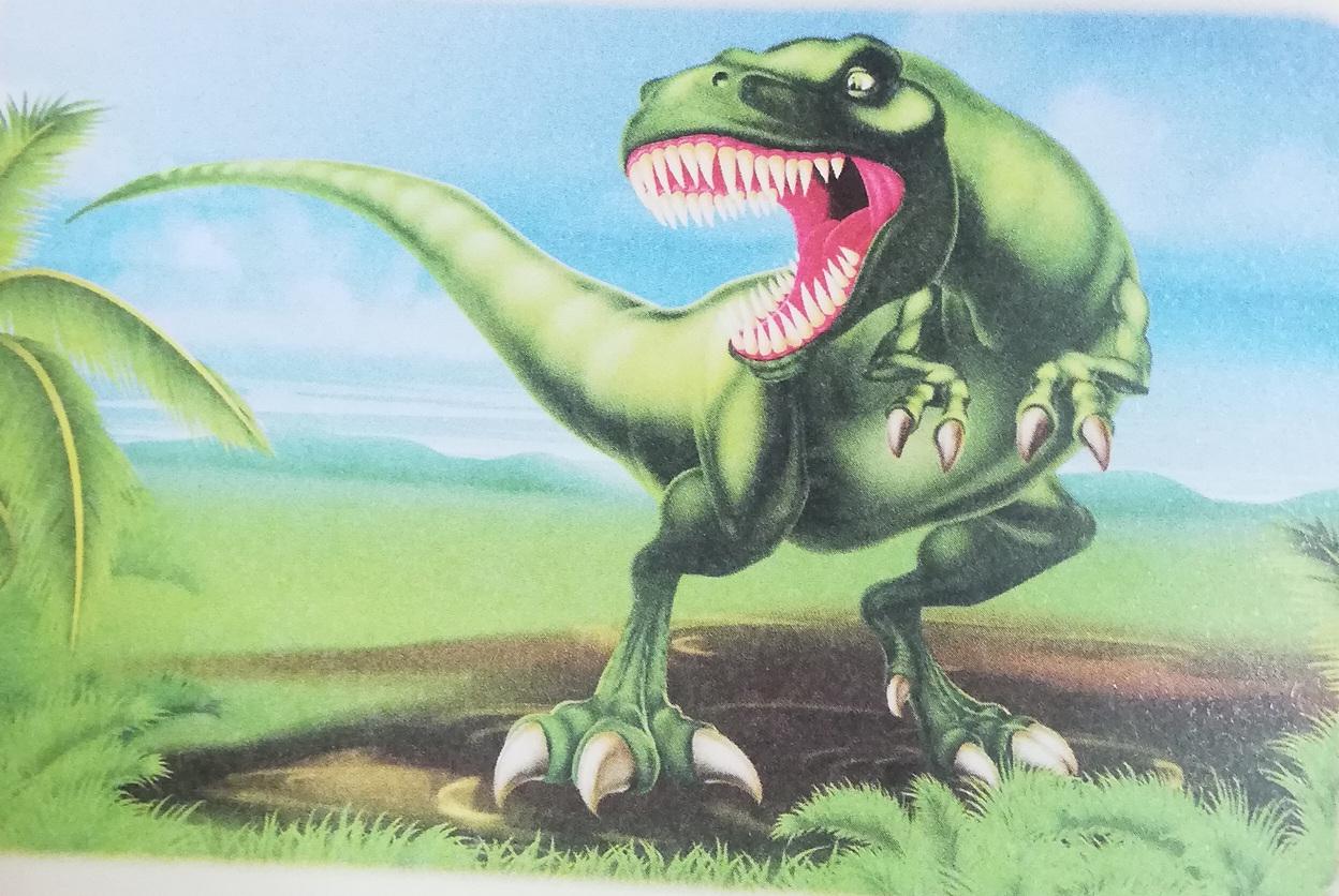 Илл. из книги Т. Скибы «Удивительный мир динозавров». 2019
