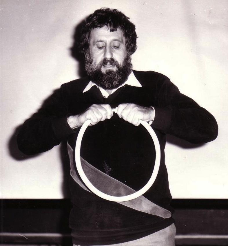 Максим Франк-Каменецкий в 1985 году