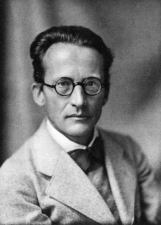 Эрвин Шрёдингер (1933), nobelprize.org