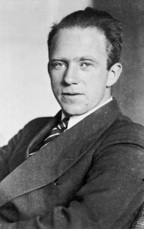 Вернер Гейзенберг, 1933 год. «Википедия»
