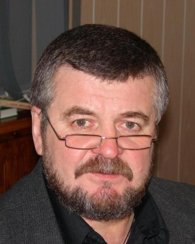 В. К. Жиров. Фото с сайта af.mstu.edu.ru