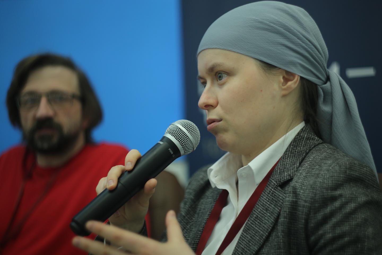 Григорий Тарасевич и Ксения Теплякова