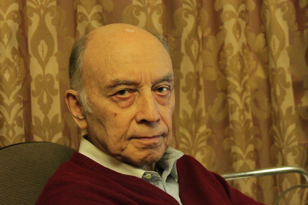 Лев Самуилович Клейн. Фото Дамира Гибадуллина-Клейна (2013)