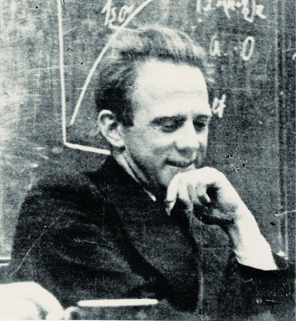 Вернер Гейзенберг. Лейпциг, 1927 год