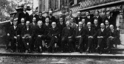 Пятый Сольвеевский конгресс состоялся осенью 1927 года в Брюсселе