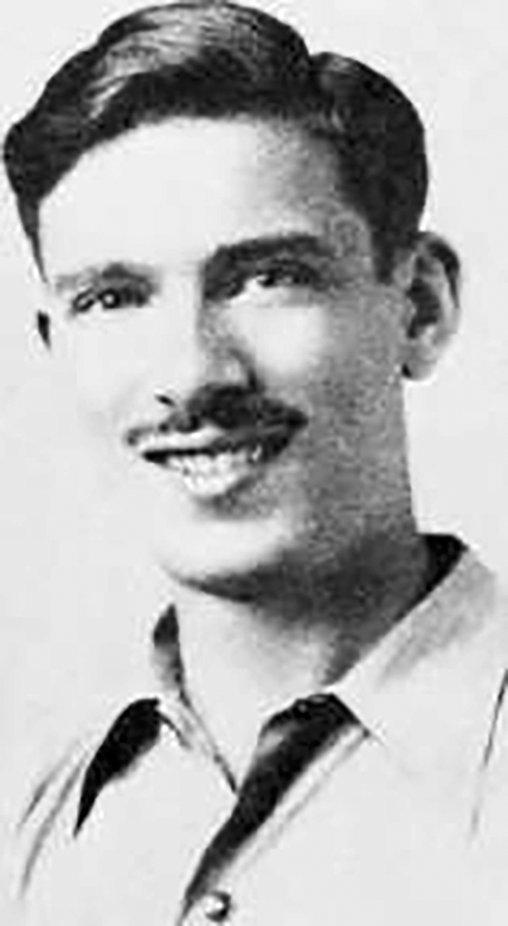 20-летний Айзек. 13сентября 1940года