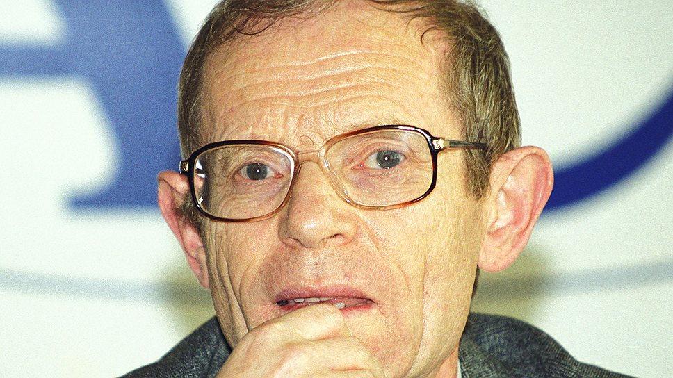 Виктор Малеев. Фото с сайта ikb2.ru