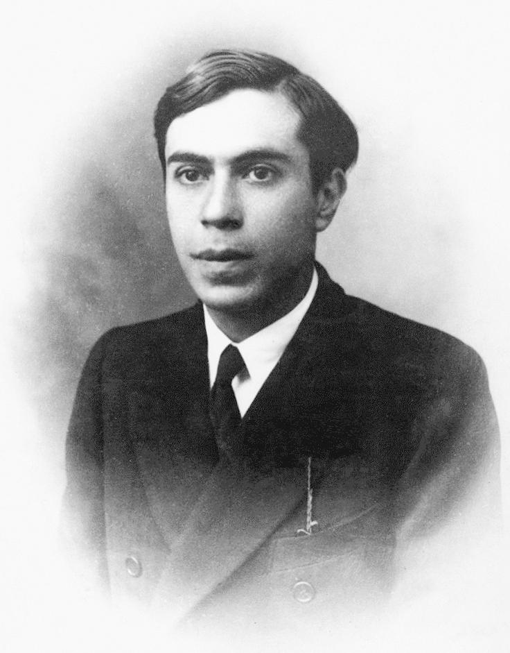 Этторе Майорана. 1930-е годы