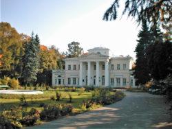 Главный дом бывшей дворянской усадьбы в Черёмушках, где сейчас расположен ИТЭФ. «Википедия»