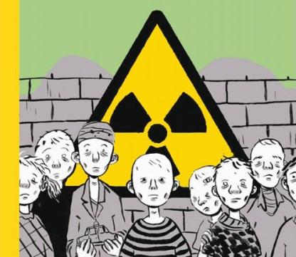 Обложка комикса Parisi P. Chernobyl — Di cosa sono fatte le nuvole. Prata di Pordenone (PN): Becco Giallo, 2006