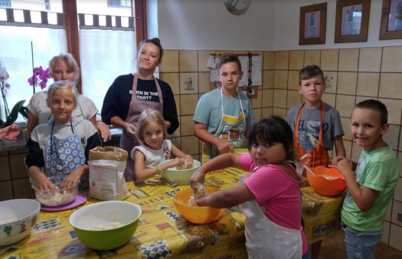 Белорусские дети гостят в городе Певераньо (Пьемонт) в рамках благотворительной программы ассоциации Smile. Фото с сайта cuneodice.it