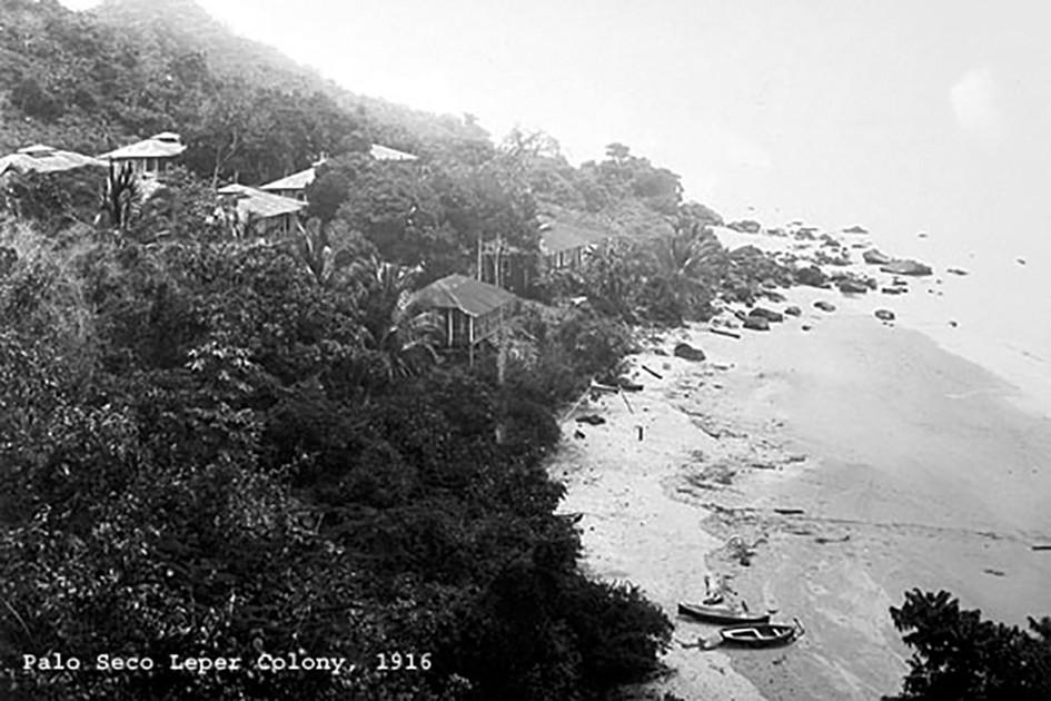Зона Панамского канала, лепрозорий Пало Секо. 1916 [2]