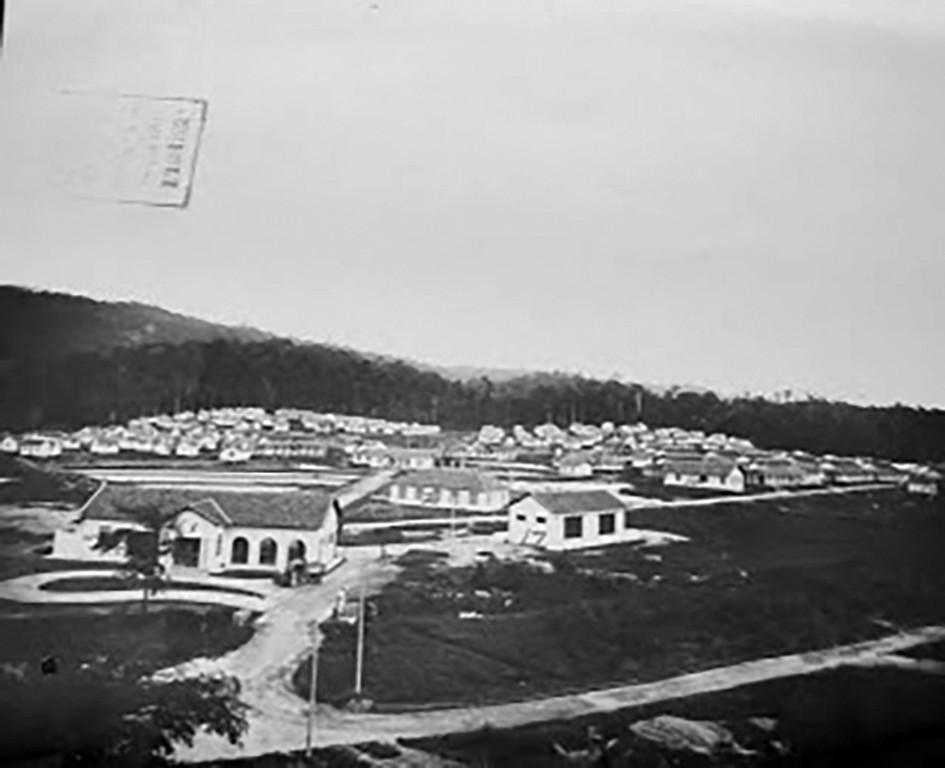 Малайзия, поселение Сунгей Булох, 1932(malaysianbanknotes.blogspot.com)