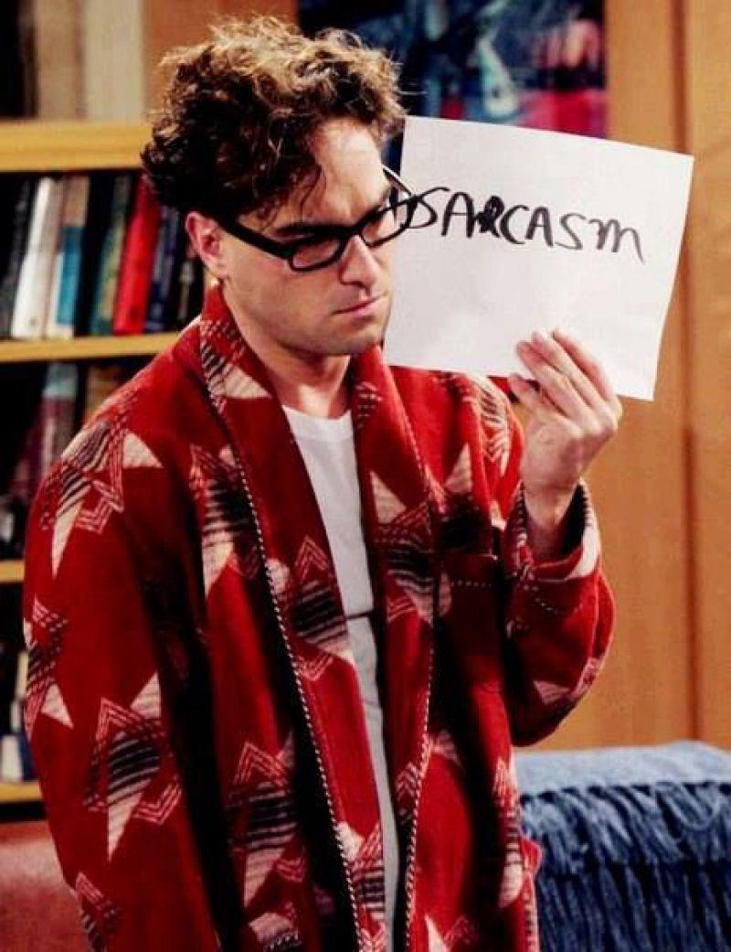 Кадр из сериала «Теория большого взрыва» (The Big Bang Theory)