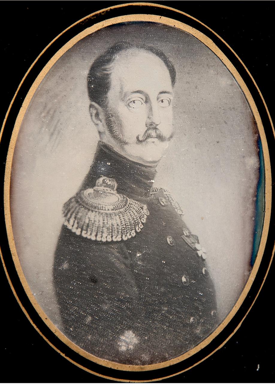 Николай I. 1850-е годы