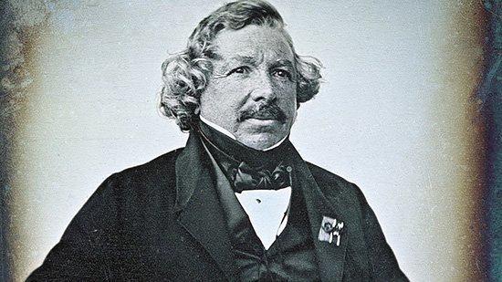 Луи Дагер, французский художник, химик, изобретатель фотографии