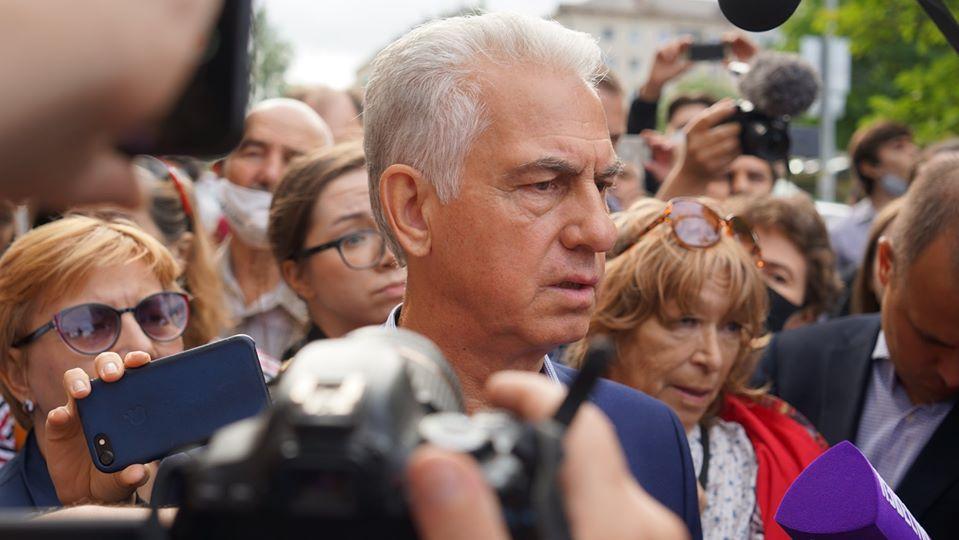 Адвокат Виктор Ануфриев. Фото Н. Деминой