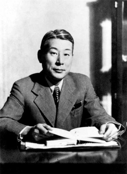 Тиунэ Сугихара. «Википедия»