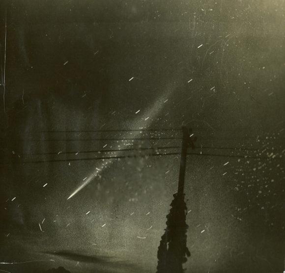 Комета Икэя — Сэки. Фото Мейнарда Питтендрея