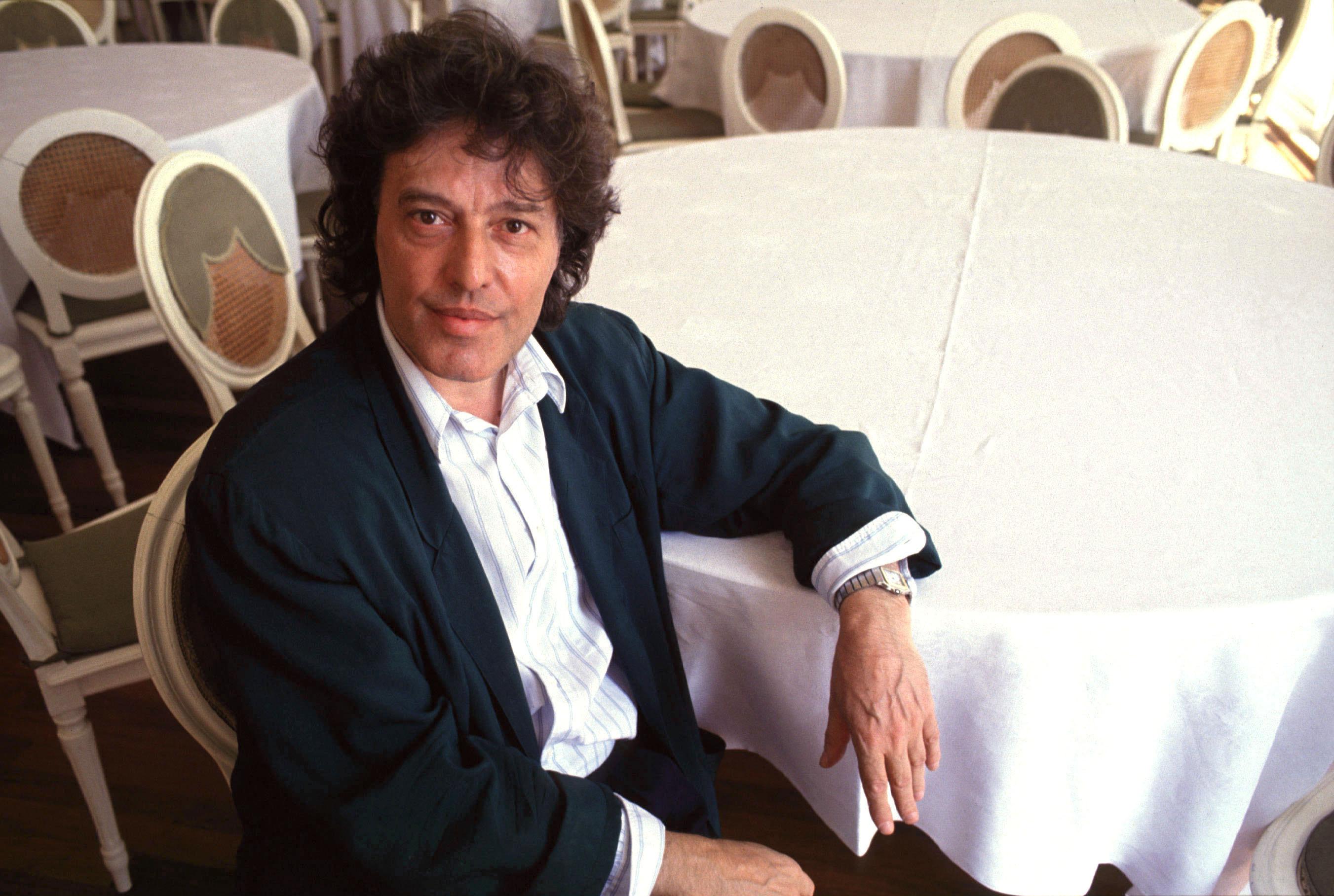 Том Стоппард в 1990 году. Фото Gorup de Besanez