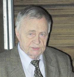 Анатолий Кирпичников. Фото ИИМК РАН