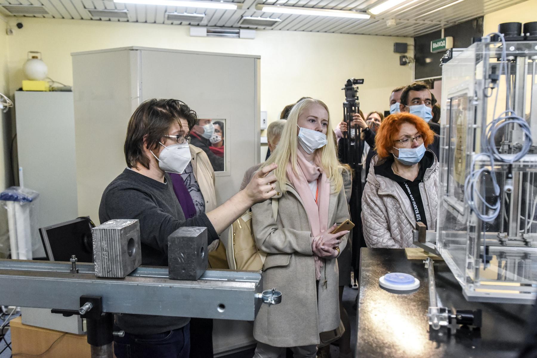 Экскурсия в Центре протонной терапии ИЯИ